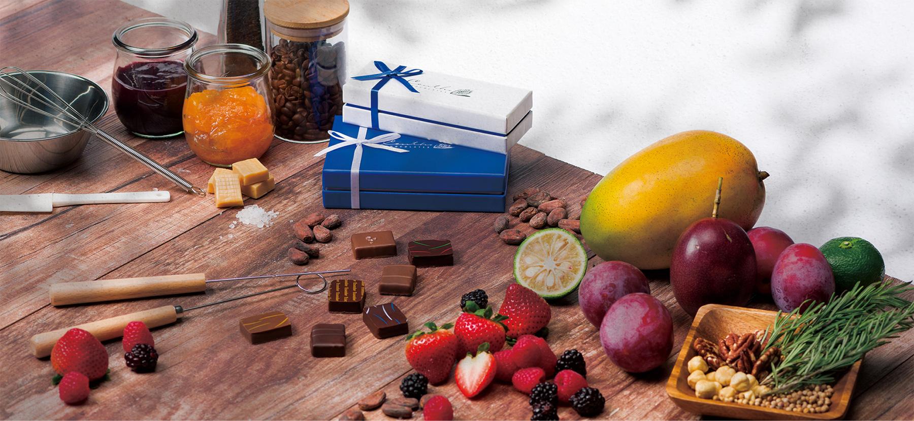 ベルギーチョコレート CENTHO